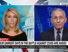 Fauci Defends Deliberately 'Moving the Goalposts' and Lying about Covid-19 Herd Immunity (VIDEO)