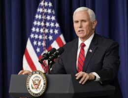 GOP Congressman Sues Pence In Last-Ditch Effort To Overturn Election Results