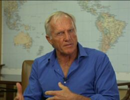 Greg Norman out of hospital and isolating at home after negative COVID test