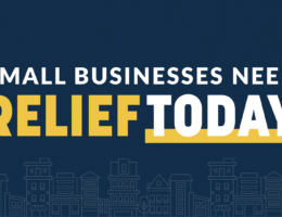 House Republicans Rally For Immediate Small Business Relief