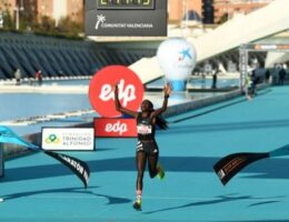 How African women's sport grew - despite everything - in 2020