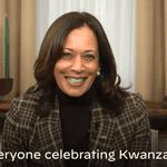 Kamala Harris' Video About Her Childhood Kwanzaa Memories Raises Eyebrows