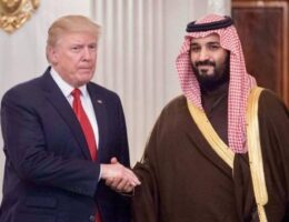 Lame-duck Trump's 'Middle East arms bonanza' continues with approval of $290 million weapons sale to Saudi regime