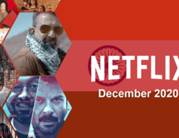 New Indian Movies & TV Series on Netflix: December 2020
