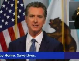 Newsom Extends Southern California Stay-at-Home Order For at Least Another Three Weeks