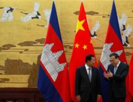 No simple solution to China's dominance in Cambodia