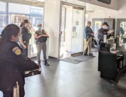 Police Raid Stockton Hair Salon For Daring To Open Amid Newsom's Shutdown Order