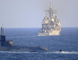 The U.S. Navy Is Surging A Lot Of Firepower Into The Persian Gulf
