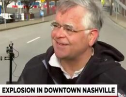 VIDEO: Nashville Mayor Laughs And Smiles While Talking About Explosion