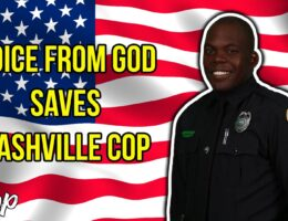 WATCH: Nashville Cop Claims He Heard Message From God That Saved Him From RV Explosion (VIDEO)