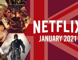 What's Coming to Netflix UK in January 2021