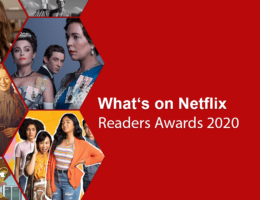 What's on Netflix Readers Awards 2020 – Vote Now!