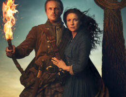 When will Seasons 4-5 of 'Outlander' be on Netflix?