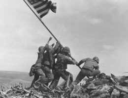 A 22-Year-Old Tank Driver From a Small Town in Indiana Hit the Beach on Iwo Jima on Day One