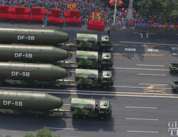 Chinese State Media Warns The U.S. That China Is Ready To Expand Its Defenses And Nuclear Arsenal