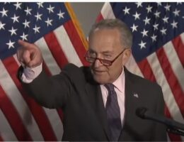Chuck Schumer Longs For The Days Of Paul Ryan's 'Leadership' On The Hill