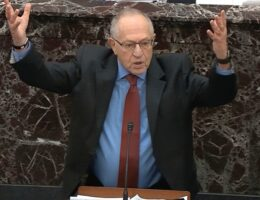 Dershowitz to Newsmax: CNN Lawsuit 'About Misleading Thousands'
