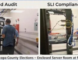 Dominion was Onsite During Maricopa County's EAC February Audits
