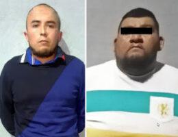 El Chila and El Kilos, Alleged Leaders of La Unión Tepito Arrested
