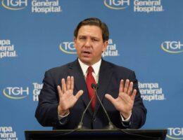 Florida Man Tries to Spite Gov. DeSantis' Ban on COVID Passports With $1K Ticket 'Deal'