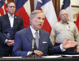 Greg Abbott Just Went Nuclear on Democrats Trying to Obstruct Texas' Election Security Bill