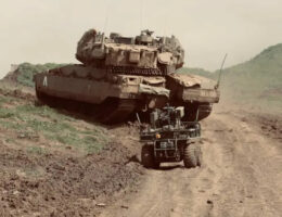 Israel's IDF Say That Their Military Operation Against Hamas Was The World's First AI War