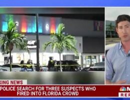 More Than 20 People Injured, Two Dead in Miami Mass Shooting – Shooters Still at Large