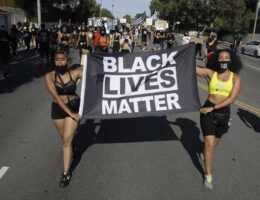 Parents Protest Middle School Yearbook Cover Featuring 'Black Lives Matter' and 'Woman's Rights Are Human Rights'