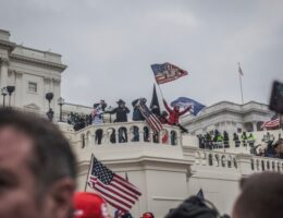 Poll: 73 Percent of Republicans Blame 'Left-Wing Protesters' for Jan. 6
