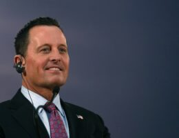 Ric Grenell Savages Critics of His Exchange With Jim Acosta on the Capitol Riots