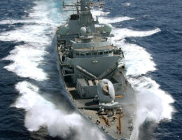 The Royal Navy's Most Powerful Warships Have Spent Most Of Their Time In Port Due To Serious Maintenance Issues