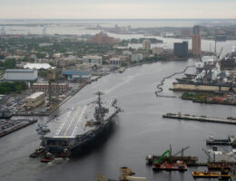 U.S. Department Of Defense Proposed FY22 Budget Request For The U.S. Navy