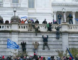 US Capitol Rioters Mount Predictable Defense In Court; Guess Who They're Blaming