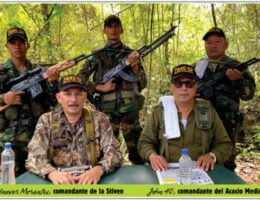 A Black Cap and A Photo - How John 40 Shook Up FARC Dissidents
