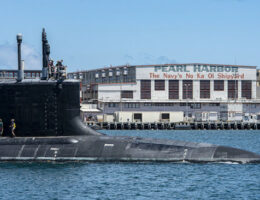 A look At The U.S. Navy's Costly Plan To Upgrade Aging Submarines