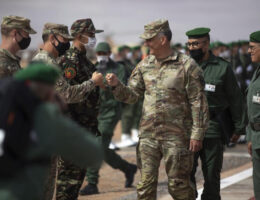 After Two Weeks US-Led War Games End In Africa