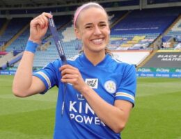 Ashleigh Plumptre: Leicester City Women's star keen on Nigeria