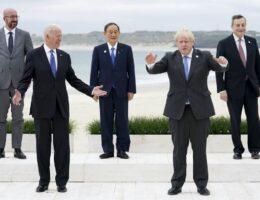 Awkward: Boris Johnson Has to Correct Joe Biden as He Messes Up at the G7 (Again)