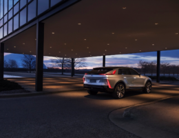 Cadillac Middle East Outlines Long-Term All-Electric Strategy for the Region, Spearheaded by the Cadillac LYRIQ