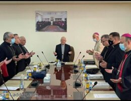 Chaldean Church to hold Mass for peace in the Middle East, entrusting the region to the Holy Family