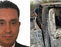 Chihuahua State Police Commander Shot to Death Near US Border; Sicarios Then Burned His Vehicle