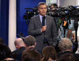 CNN's Jim Acosta Reacts Badly to Lafayette Park Report, and We're About to Make His Day Even Worse