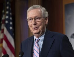 Cocaine Mitch Rides Again With a Few Words for the Manchin 'Compromise'