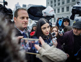 El Chapo's Wife Set to Plead Guilty to Helping Run the Sinaloa Cartel
