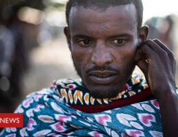 Ethiopian migrants face robbery, extortion and starvation
