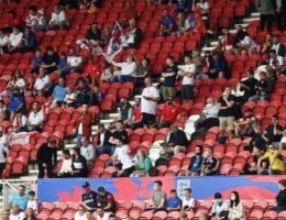 Euro 2020: Fans at Wembley games required to show proof of vaccination or negative test before entry
