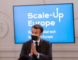 Europe's tech leaders define a strategy to create tech giants