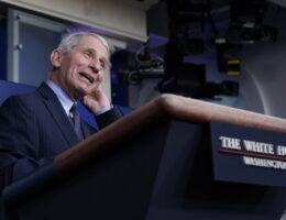 Fauci Loses It Big Time, Rants Attacking Him Is 'Attacking Science'
