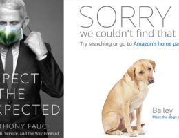 Fauci's Book Gets Pulled From Amazon, Barnes and Noble After Damning Email Revelations