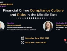 Financial Crime Compliance Culture and Risks in the Middle East